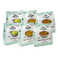 Augason Farms Pantry Pack, Soup Variety (6 Pouches)