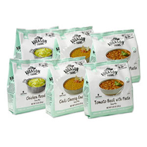 Augason Farms Pantry Pack Soup Variety (6 Pouches)