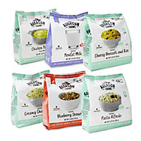 Augason Farms Pantry Pack, Favorites Variety (6 Pouches)