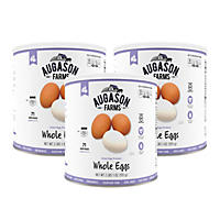 Augason Farms Dried Whole Egg Mix (33 oz., 3 pk.)