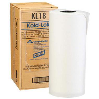 Dixie - Kold-Lok, Freezer Paper - 1,100 Ft.