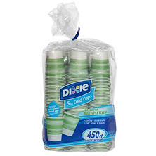 Dixie Cold Paper Cups, 5 oz. (450 ct.)