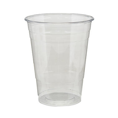 Dixie - Plastic PETE Cup, Clear, Cold, 16 oz. - 500 Cups