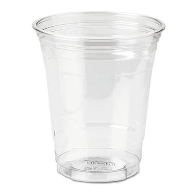 Dixie - Plastic PETE Cup, Clear, Cold, 12 oz. - 500 Cups