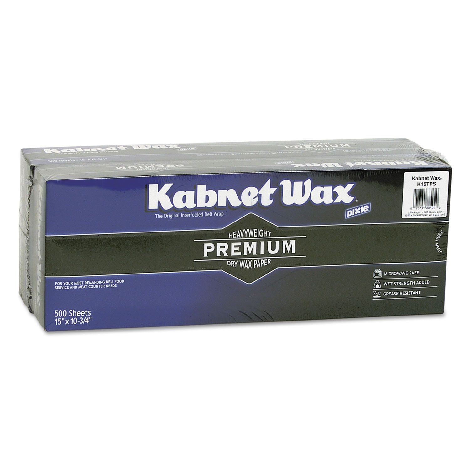 Dixie Kabnet Wax Dry Wax Paper - 2/500 ct. at Sears.com
