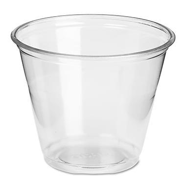 Dixie PETE Cold Plastic Cups, 9 oz. (1,000 ct.)
