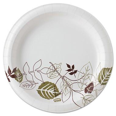 Dixie Ultra Paper Plates, Heavyweight, 8-1/2