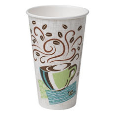 Dixie PerfecTouch Insulated Paper Cups, 16 oz. (50 ct.)