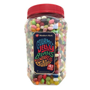 Daily Chef Jelly Beans - 4 lb. Jar