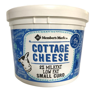 Daily Chef? Small Curd Low Fat Cottage Cheese - 3 lb.