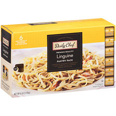 Daily Chef™ Linguine Pantry Pack - 1 lb. - 6 pk.
