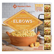 Daily Chef™ Elbow Macaroni Pantry Pack (1 lb., 6 ct.).