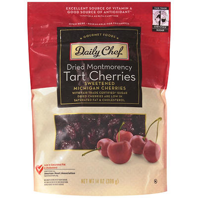 Daily Chef™ Dried Montmorency Tart Cherries - 14 oz.