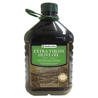 Daily Chef Extra Virgin Olive Oil - 3 Liters