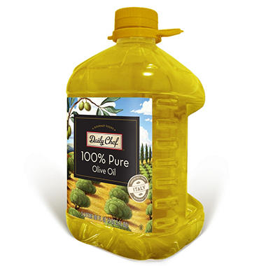 Daily Chef 100% Pure Olive Oil - 3L