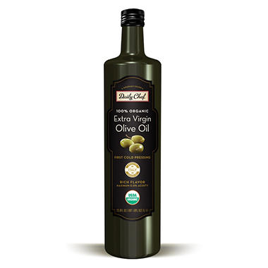 Daily  Chef Organic Extra Virgin Olive Oil - 1L