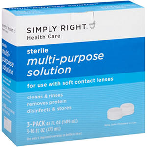 Simply Right Multi-Purpose Solution - 16 oz. - 3 ct.