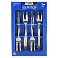 Daily Chef Dinner Forks (36pcs.)