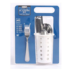 Daily Chef Flatware Set (48pcs.)