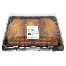Banana Nut Bread Loaf (3 pk., 16 oz. ea.)
