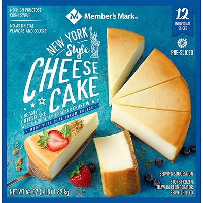 Daily Chef™ New York Style Cheesecake - 64 oz.