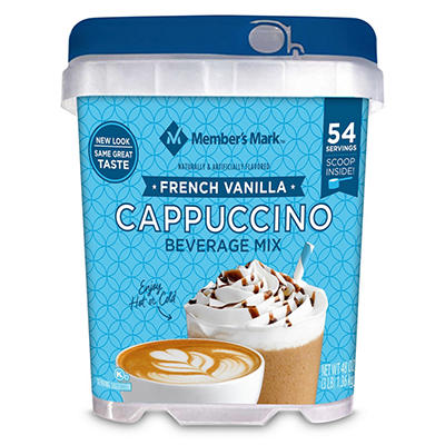 Daily Chef French Vanilla Cappucino - 3 lbs.
