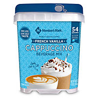 Daily Chef French Vanilla Cappuccino Beverage Mix (48 oz.)