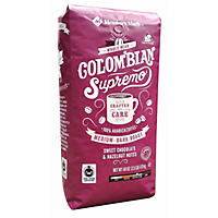 Daily Chef Coffee, Colombia Supremo Fair Trade Certified, Whole Bean (40 oz.)