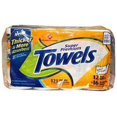 Member's Mark Paper Towel - 12 Roll