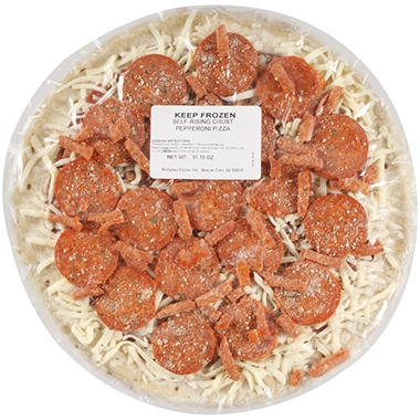 Daily Chef? Rising Crust Pepperoni Pizza - 35 oz. - 3 pk.