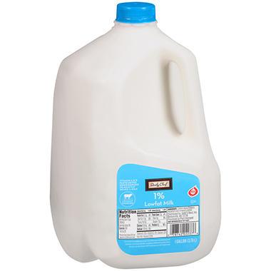 Daily Chef 1% Lowfat Milk (1 gal.)