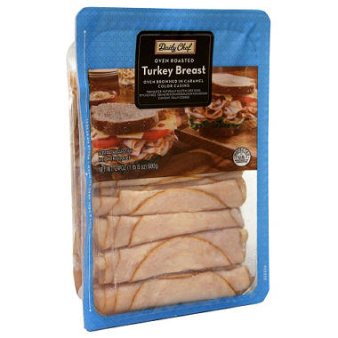 Daily Chef Oven Roasted Turkey Breast - 24 oz.