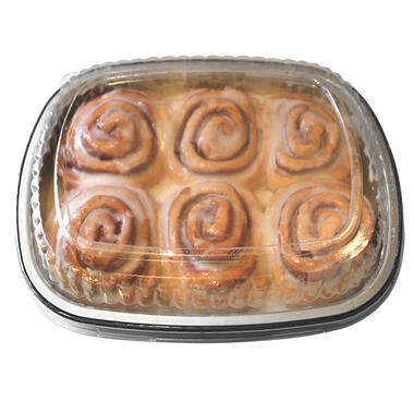 Artisan Fresh Cinnamon Rolls - approx. 40 oz. - 6 ct.