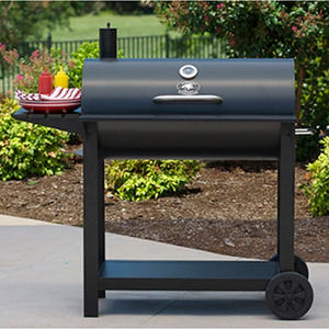 "Member's Mark 35"" Traditional Barrel Barbeque Grill"