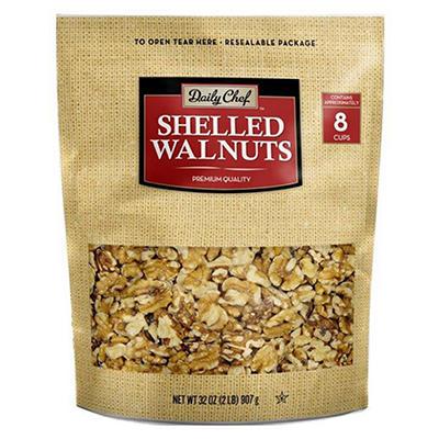 Daily Chef Shelled Walnuts - 32 oz.