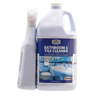 Member 39 s mark commercial bath tile cleaner 1 gallon for Commercial bathroom cleaner