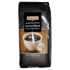 Daily Chef Sunrise Whole Bean Coffee  (2 lbs.)