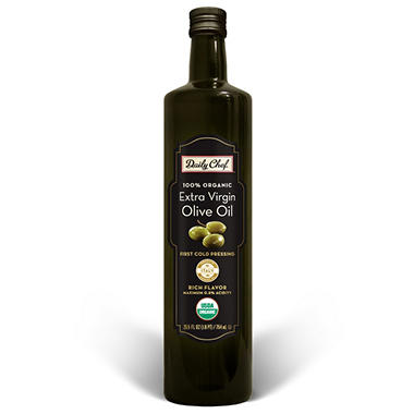Daily Chef Extra Virgin Olive Oil - 25.5 fl. oz.