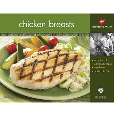 Member's Mark® Chicken Breast Fillets - 8 lbs.