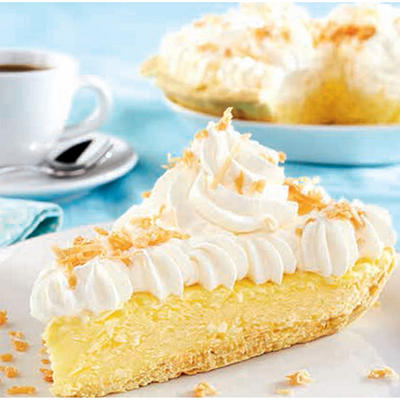 Daily Chef Coconut Cream Pie (42 oz.)