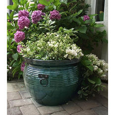 "22"" Pot with Handles"