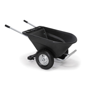 Member's Mark Extra Large Capacity Wheelbarrow