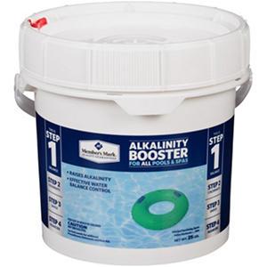Member's Mark Alkalinity Booster (25 lbs.)