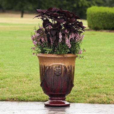 Ceramic French Urn - 21""