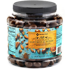 Daily Chef Milk Chocolate Covered Almonds (32 oz.)