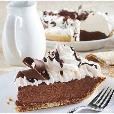 Daily Chef French Silk Pie - 10 in. 38 oz.