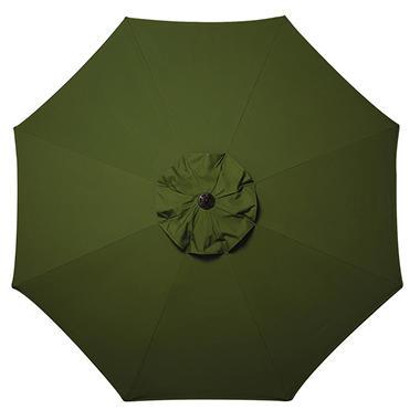 10' Market Umbrella with Premium Sunbrella® Fabric, Original Price $114.98