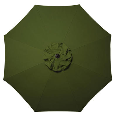 10' Market Umbrella with Premium Sunbrella® Fabric