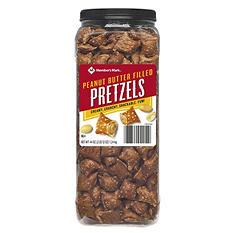 Daily Chef Peanut Butter Filled Pretzels (44 oz.)