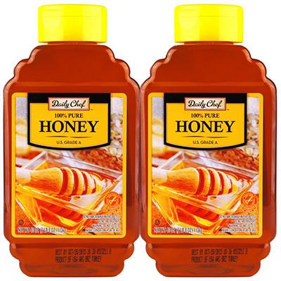 Daily Chef 100% Pure Honey - 40 oz. each - 2 pk.